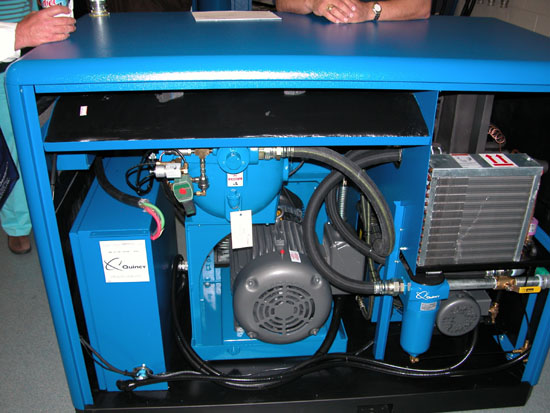 Compressed Air Power Phoenix